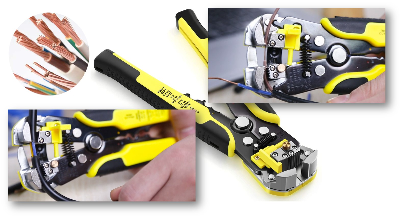 best automatic wire stripper