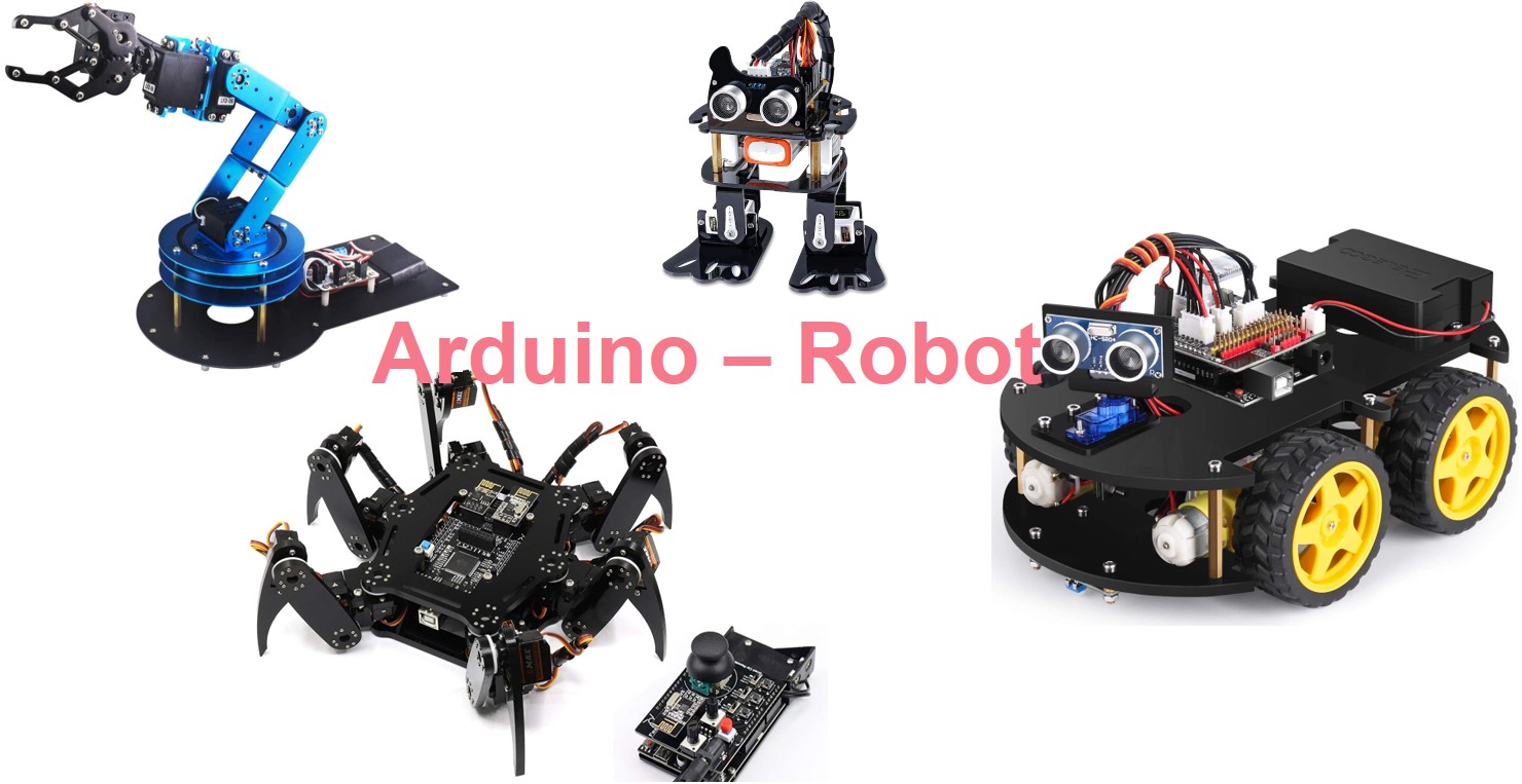 Robot Kit for Arduino project